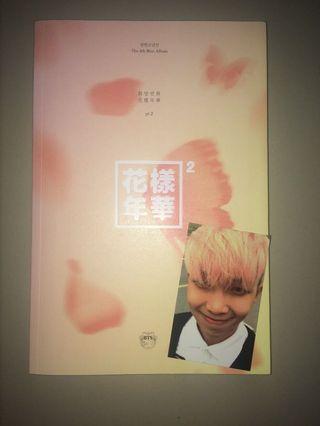 BTS HYYH PT2 ALBUM