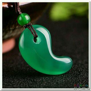 綠瑪瑙項鍊