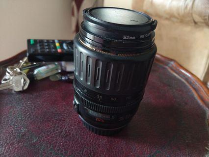 Canon len 70 210