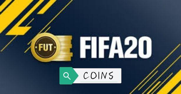 FIFA 20 FUT COINS PS4