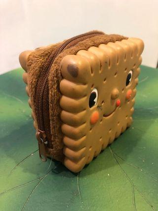 [不平凡小姐]日本 Gladee 餅乾小包包