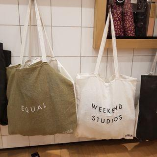 Tote Bag cotton on