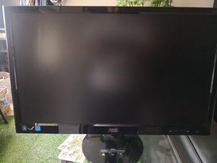 AOC 23吋 螢幕
