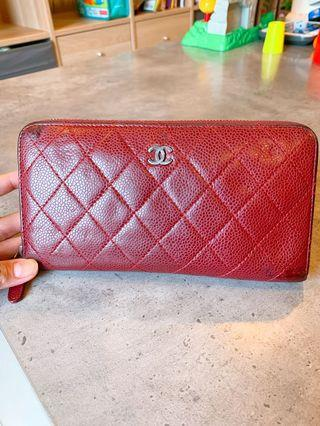 Chanel Wallet Authentic 💯