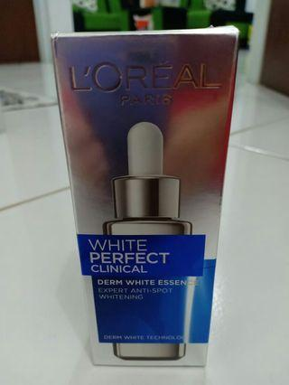 Loreal White Perfect Clinical (titipan no barter)