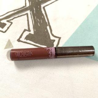 Girlactik Matte Lip Paint Mini - shade Demure