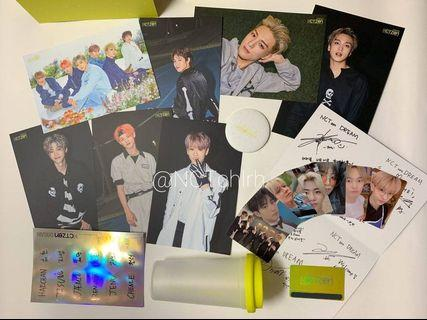 [INTEREST CHECK] NCT DREAM ACE WELCOME KIT