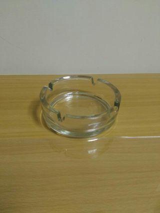 透明玻璃煙灰缸