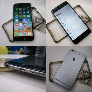 Apple iPhone 6 Plus 6+ 64GB Silver Rm650