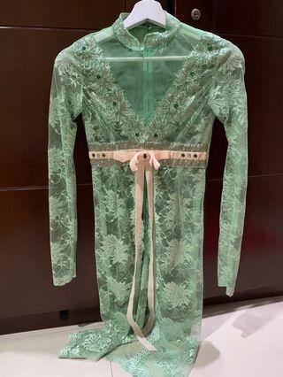 Kebaya preloved masih bagus banget include camisol