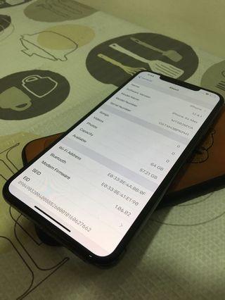 Myset iPhone Xs max 64gb