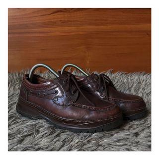 Indian Tunderhead Leather Shoes