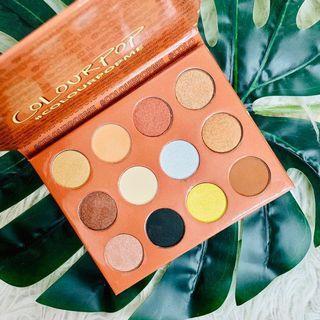ColourPopMe Bronzey Eyeshadow Pallet