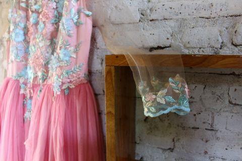 Dress Tunangan Wisuda Kondangan Prewed Wedding Bridal Handmade