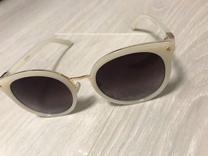 透白框 太陽眼鏡