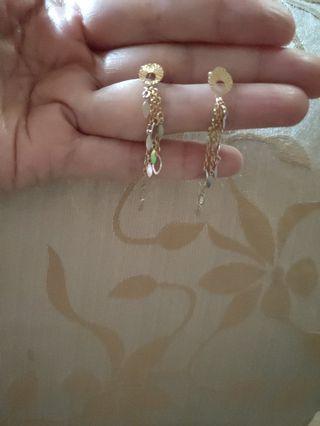 14k earring