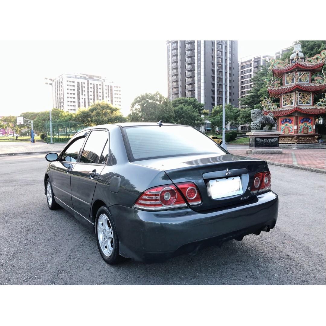 2006 三菱 LANCER 出售代步車 很好開 換車出售 有螢幕