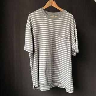 Uniqlo oversized tshirt
