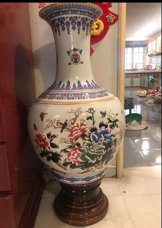 Antique Chinese Porcelain vase Big Size