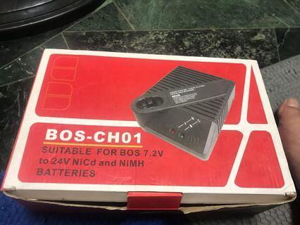 Bosch充電器7.2v~24v