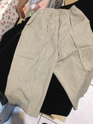 3L七分褲 女版