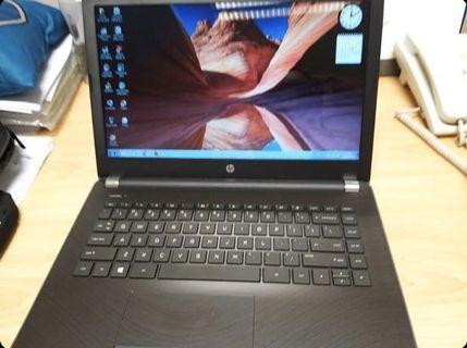Laptop HP 14-bw017AU