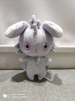 Takara Tomy Espurr Pokemon Plush