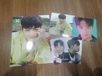 X1 Son Dongpyo Quantan Leap Series Photocard SET