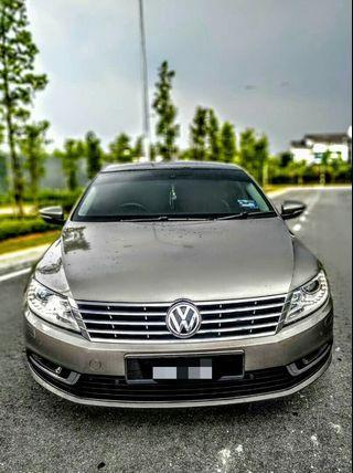 VW PASSAT 1.8CC AUTO