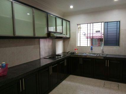 2 Sty Fully Renovated and Extended House In Setia Alam