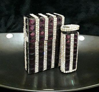 鑲嵌水晶鑽-蔓珠莎華套組