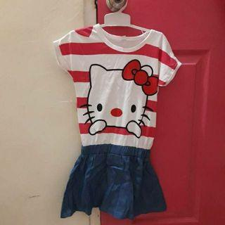 Dress anak umur 3 thn