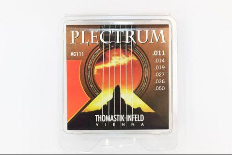 【Thomastik Infeld】11-50 奧地利手工弦 民謠吉他弦 / 木吉他弦 型號 AC111 (全新)