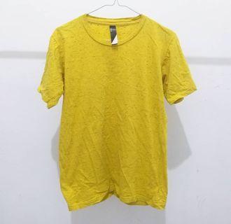 Tshirt basic atau kaos polos bintik
