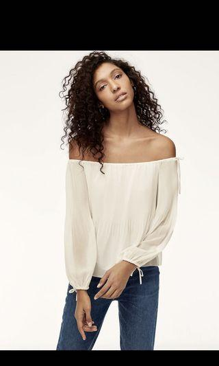 Aritzia- Talence Blouse by Wilfred