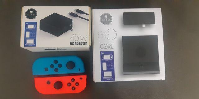 Nintendo switch Dock and Joycon