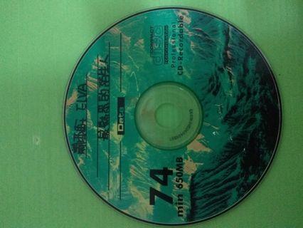 蕭亞軒早期的歌曲CD