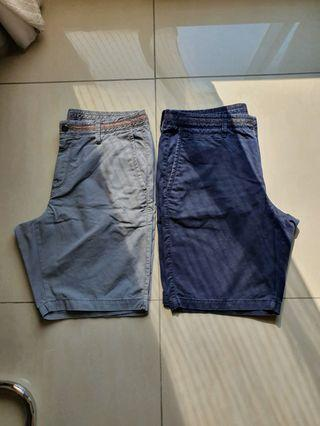 2 for 1 Gap Lived In Shorts