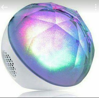 Color ball藍芽喇叭