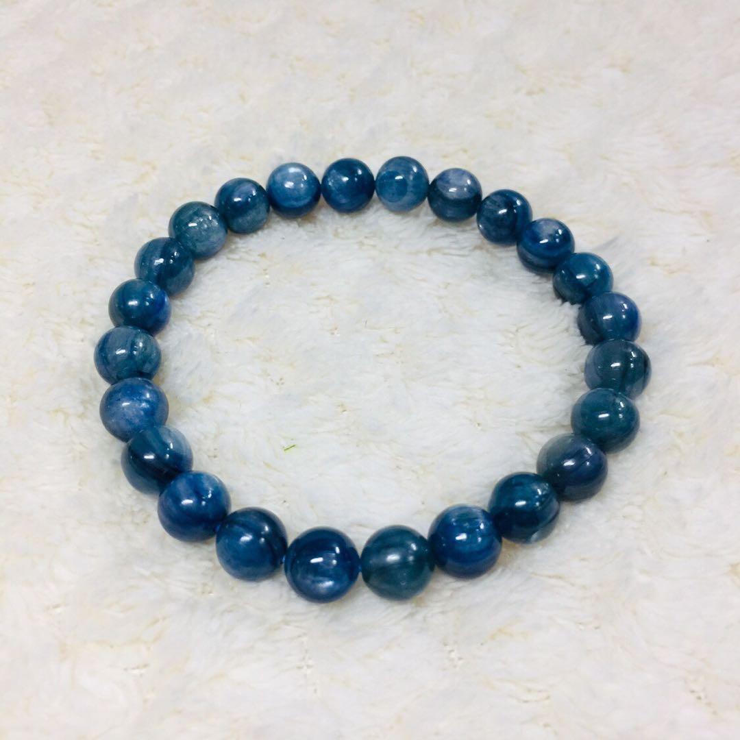 貓眼藍晶石手珠:   重量約 22.91g  尺寸:8mm 手圍:約 16cm