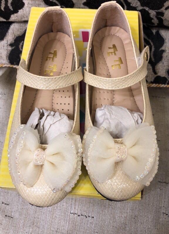 女童公主鞋 花童鞋 畢業鞋