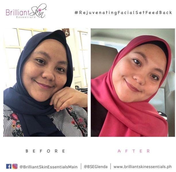 💎 Briliant Skincare Essenstial 💯 % dr HQ PH 💎