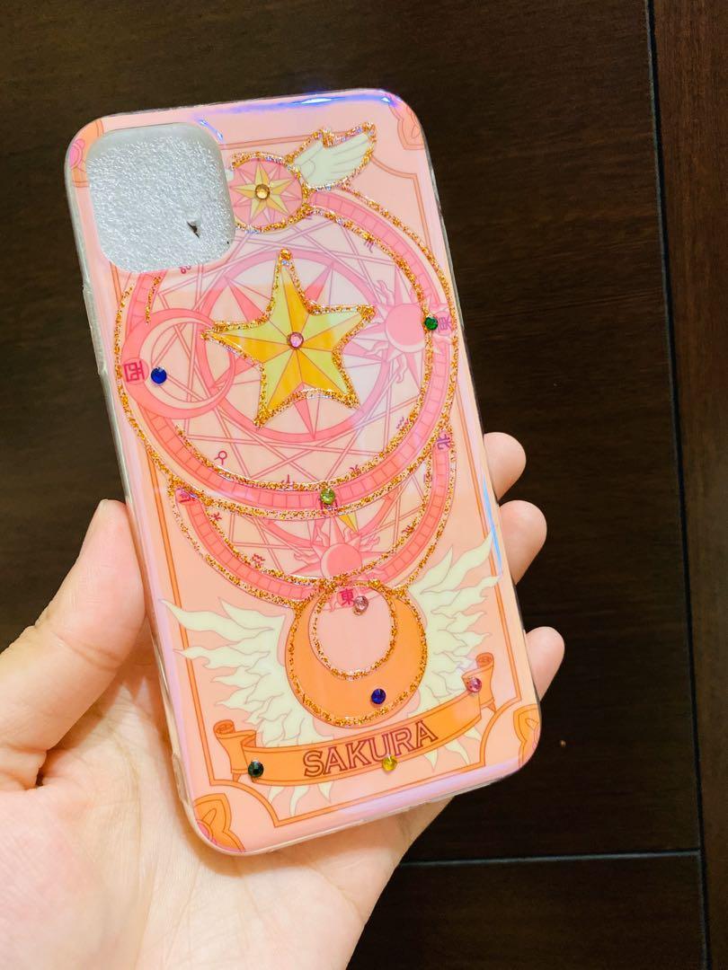手機殼 iPhone 11 小櫻保護套