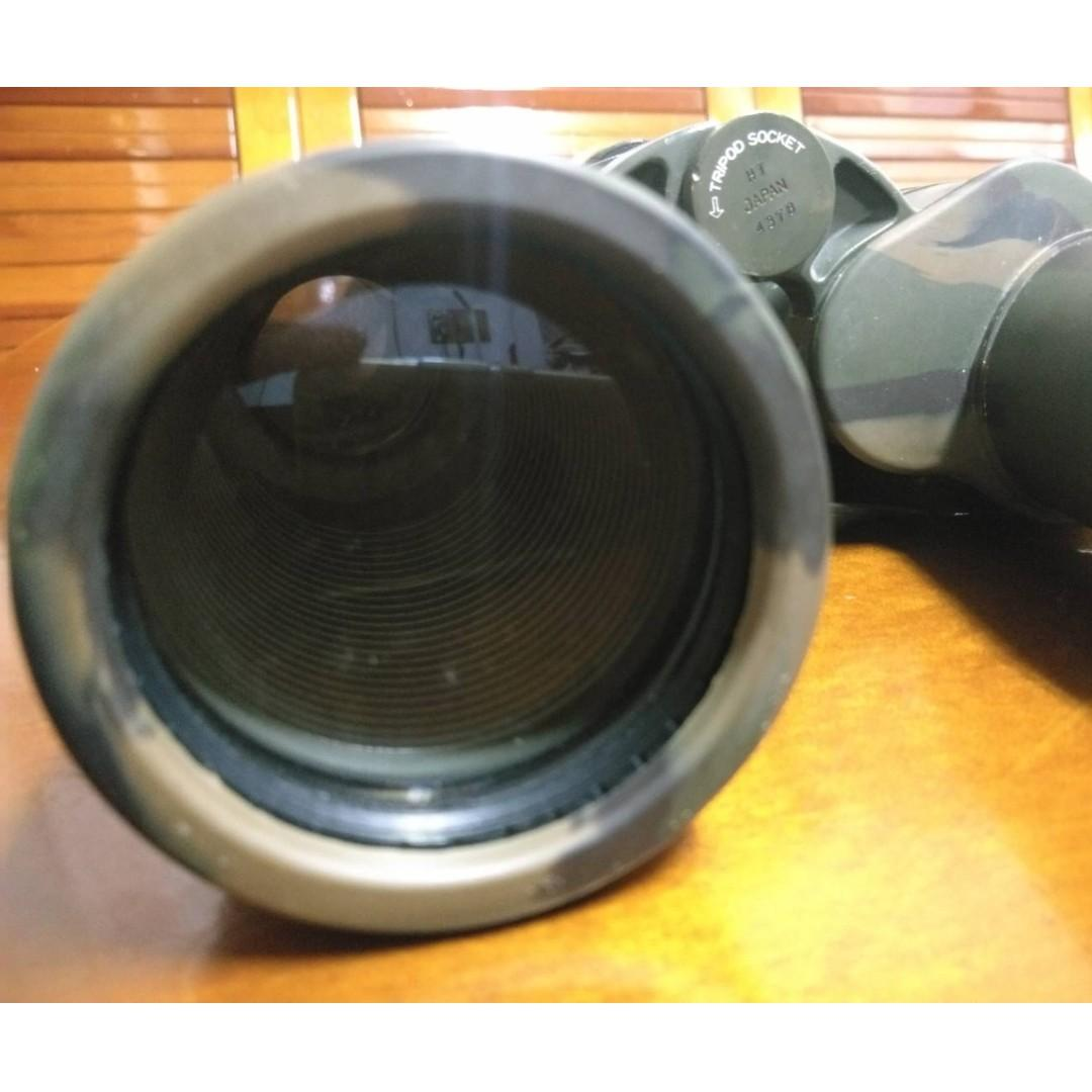 日本 ToMo 35x50 軍用級 雙筒 望遠鏡