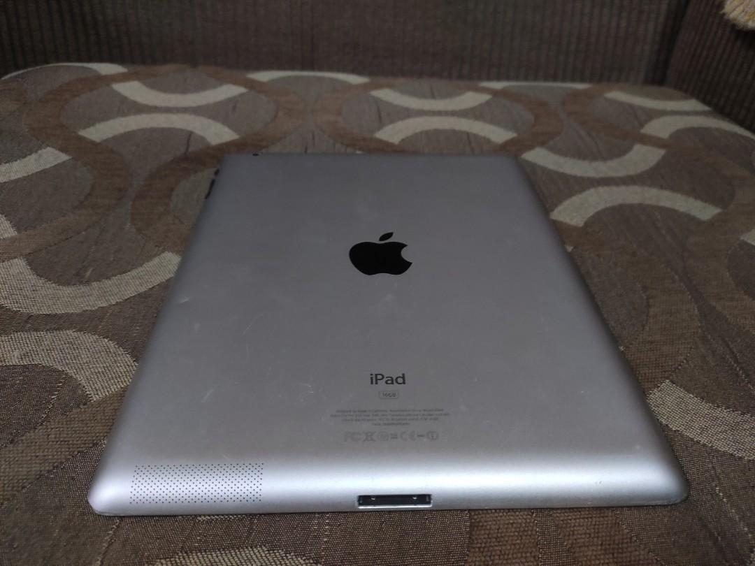 Apple IPad 2 WI-FI 16G A1395 #9.7吋#9.7Inches # i pad 2#蘋果#平板電腦