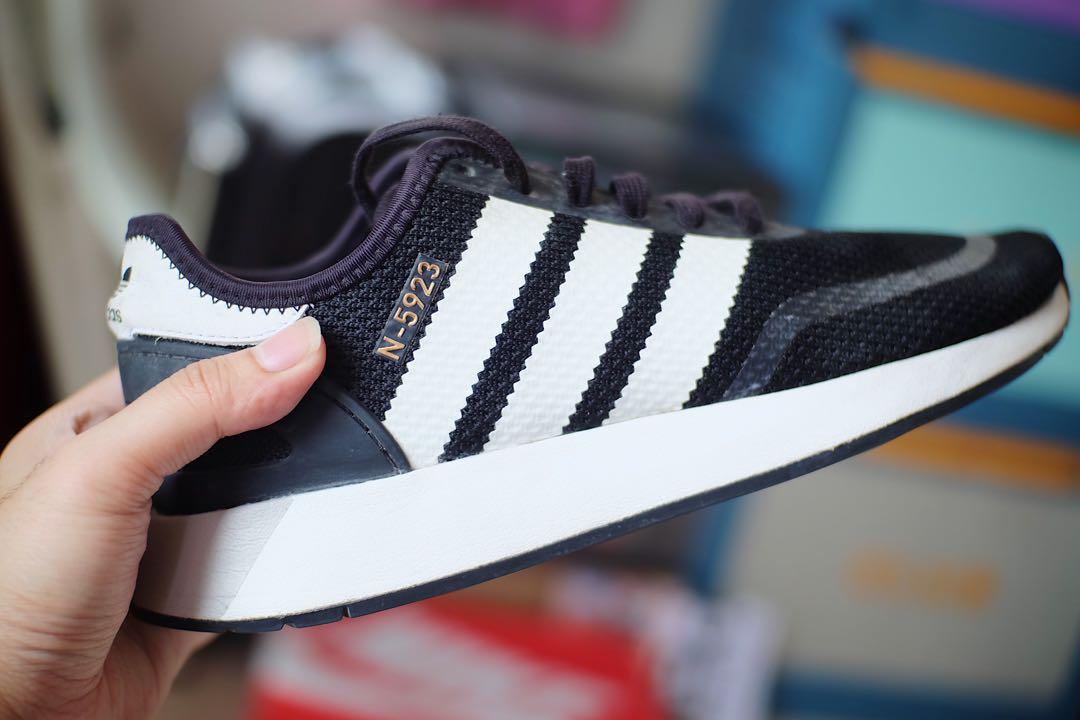 Adidas N-5923 Black