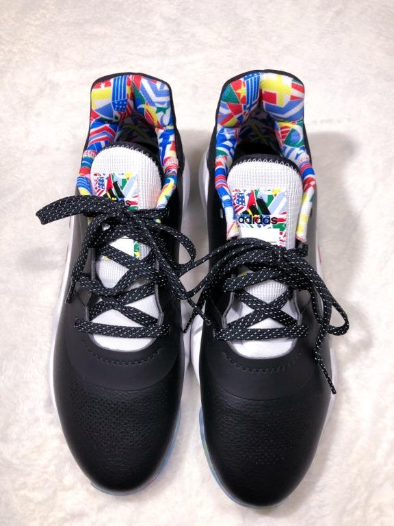 Adidas Pro Bounce 2019 Low FIBA Men Basketball Shoes