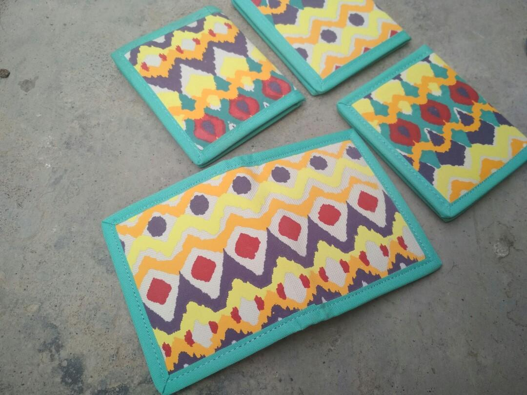 Alive Aztec Wallet By Sophie Paris