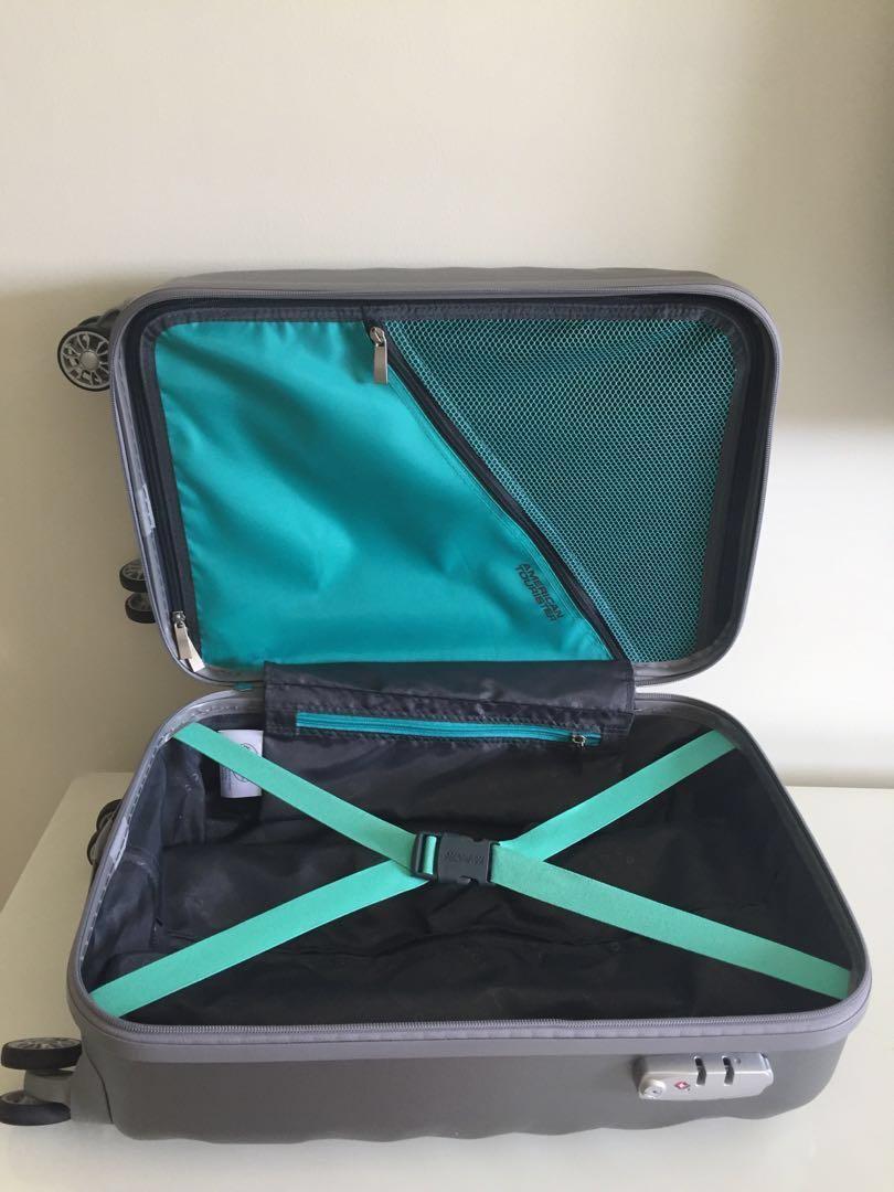 American Tourister Zavis 20吋 行李箱 hand carry