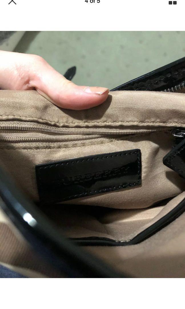 Authentic Burberry Cross Body Bag Supernova Dryden Bag